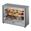 Lincat LPW/LR pie cabinet heated display