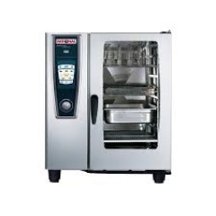 Rational self cooking centre 101 steam combi oven