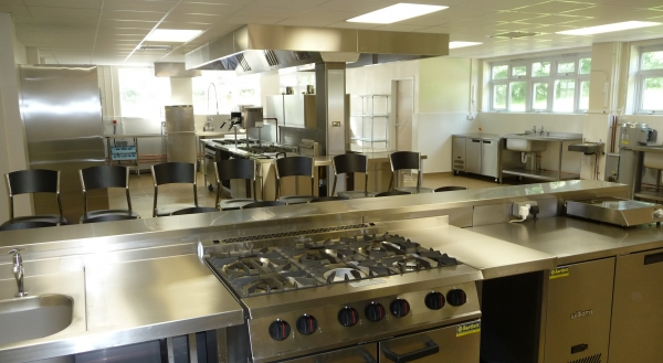 Teaching Kitchen Floor Plan catering,projects,installation,kitchen,equipment,refrigeration